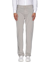 Jacob Cohen Jacob Coh N Trousers Casual Trousers Men Grey