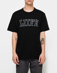 Sacai T Shirt In Black