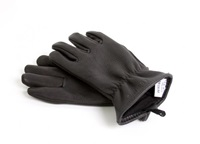 Red Wing Shoes Red Wing Shoes Lined Gloves In Black Buckskin