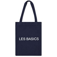 Les Basics Le Tote Bag Blue