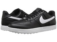 Nike Lunar Force 1 Black White Men's Golf Shoes