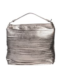 Studio Moda Handbags Platinum