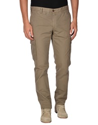 Henry Cotton's Casual Pants Military Green