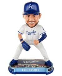 Forever Collectibles Eric Hosmer Kansas City Royals Headline Bobblehead Blue