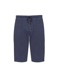 James Perse Drawstring Supima Cotton Shorts