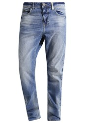 Petrol Industries Chuck Slim Fit Jeans Set Blue Light Blue Denim