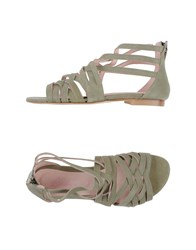 Doralice Sandals Military Green