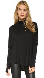 Feel The Piece Robin Pullover Black