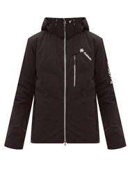 Goldwin Lucas Down Filled Technical Ski Jacket Black