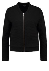 More And More Bomber Jacket Black