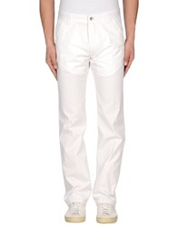 Bugatti Casual Pants White