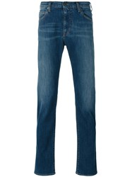 Armani Jeans Slim Fit Blue