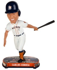 Forever Collectibles Carlos Correa Houston Astros Headline Bobblehead Orange
