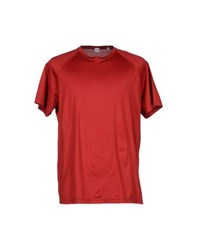 Aspesi Topwear T Shirts Men Red