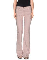 Roberto Cavalli Denim Denim Trousers Women Pink