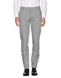 Tom Rebl Casual Pants Grey