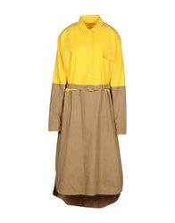 Marios Dresses Long Dresses Women Yellow