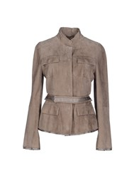 'S Max Mara Coats And Jackets Jackets Women Khaki