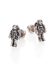 Robin Rotenier Astronaut And Moon Cuff Links