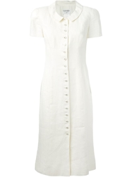Chanel Vintage Buttoned Dress