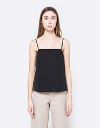 Wood Wood Amelie Top In Black