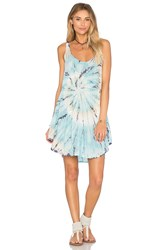 Blue Life Babydoll Dress Blue