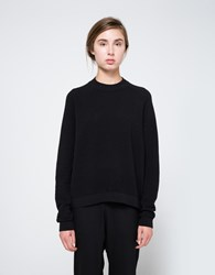 Just Female Remark Knit In Black
