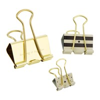 Kate Spade Keep It Together Binder Clips