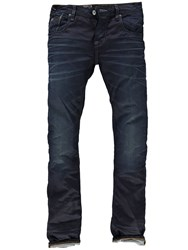 Garcia Man Tapered Leg Jeans Blue Wash