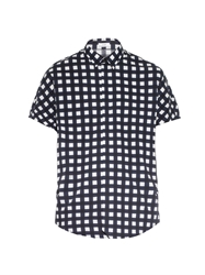 Joseph Weston Checked Cotton Shirt