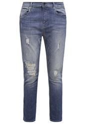 Only Onlgemma Relaxed Fit Jeans Medium Blue Denim
