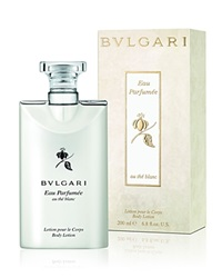 Bulgari Bvlgari Eau Parfumee Au The Blanc Body Lotion None