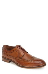 Men's Johnston And Murphy 'Conard' Longwing Spectator Shoe