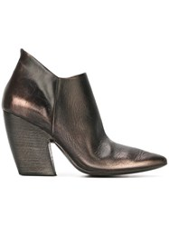 Marsell Ankle Boots Metallic