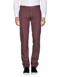 Germano Casual Pants Mauve