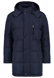 Bugatti Down Coat Marine Dark Blue
