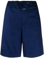 Closed Cargo Shorts Blue