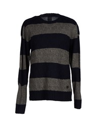 Firetrap Knitwear Jumpers Men Dark Blue