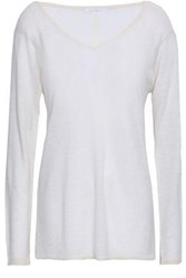 Duffy Cashmere Sweater Ivory