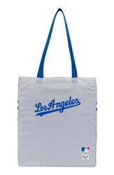 Herschel Supply Co. Packable Mlb National League Tote Bag Grey Los Angeles Dodgers Grey