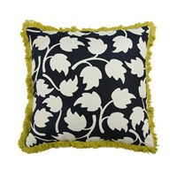 Thomas Paul Bloomsbury Vines Pillow Multicolor