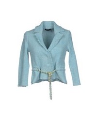 Anneclaire Blazers Turquoise