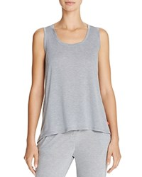 Josie Swing Tank Heather Grey