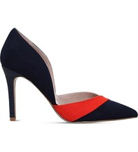 Miss Kg Cai 2 Half D'orsay Courts Navy