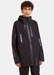 Y 3 Sport Rain Zip Technical Jacket Black