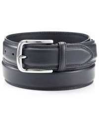 Club Room Big And Tall Casual Leather Belt Black