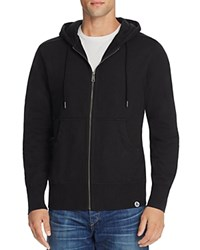 American Giant X Bloomingdale's Holiday Collection Classic Full Zip Hoodie Black