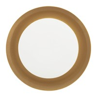 Amara Port Cros Golden Charger Plate