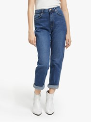 And Or Santa Barbara Barrell Jeans Mid Authentic Blue