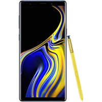 Samsung Galaxy Note9 Smartphone With S Pen Android 6.4 4G Lte Sim Free 128Gb Ocean Blue